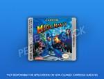 GameBoy - Mega Man V Label