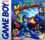 GameBoy - Mega Man V (front)