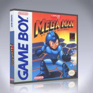 GameBoy - Mega Man: Dr. Wily's Revenge