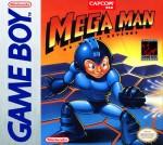 GameBoy - Mega Man: Dr. Wily's Revenge (front)