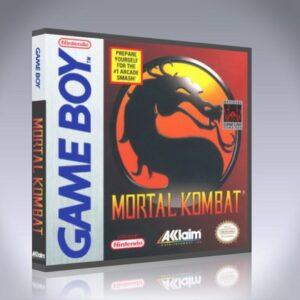 GameBoy - Mortal Kombat