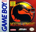 GameBoy - Mortal Kombat (front)