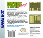 GameBoy - Mouse Trap Hotel (back)