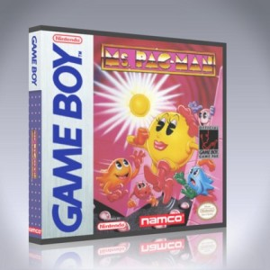 GameBoy - Ms. Pac-Man
