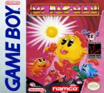 GameBoy - Ms. Pac-Man (front)