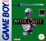 GameBoy - Mystic Quest (front)