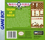 GameBoy - Nail 'n Scale (back)