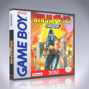 GameBoy - Ninja Gaiden Shadow