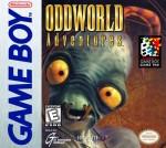 GameBoy - Oddworld Adventures (front)