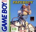 GameBoy - Paperboy 2 (front)