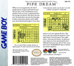 GameBoy - Pipe Dream (back)