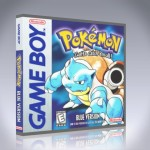 GameBoy - Pokemon Blue Version
