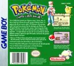 GameBoy - Pokemon Green Version (back)