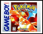 GameBoy - Pokemon Red Version Poster