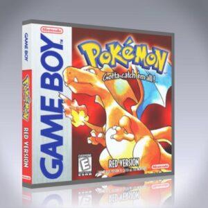 GameBoy - Pokemon Red Version