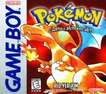 GameBoy - Pokemon Red Version (front)