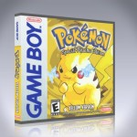 GameBoy - Pokemon Yellow Version