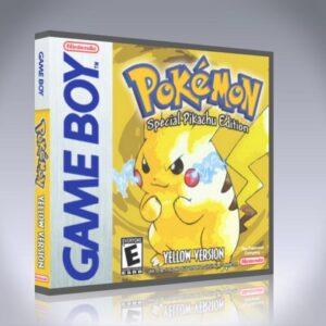 GameBoy - Pokemon Yellow Version