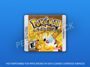 GameBoy - Pokemon Yellow