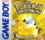 GameBoy - Pokemon Yellow Version (front)