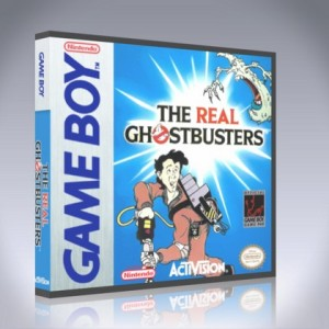 GameBoy - Real Ghostbusters