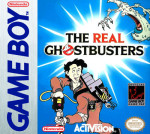 GameBoy - Real Ghostbusters (front)