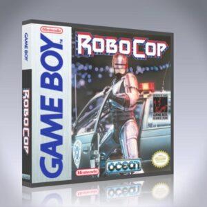 GameBoy - RoboCop