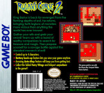 GameBoy - Rolan's Curse 2 (back)