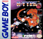 GameBoy - R-Type (front)