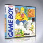 GameBoy - Simpsons: Bart & The Beanstalk