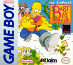 GameBoy - Simpsons: Bart & The Beanstalk (front)