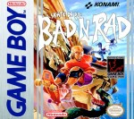 GameBoy - Skate or Die: Bad 'N Rad (front)