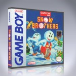 GameBoy - Snow Brothers