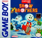 GameBoy - Snow Brothers (front)