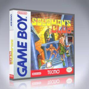 GameBoy - Solomon's Club