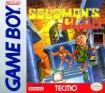 GameBoy - Solomon's Club (front)