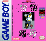 GameBoy - Spy vs Spy (front)