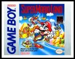 GameBoy - Super Mario Land Poster