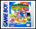 GameBoy - Super Mario Land 2: 6 Golden Coins Poster