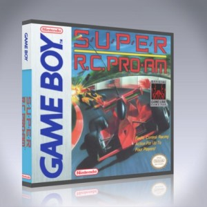 GameBoy - Super R.C. Pro-Am