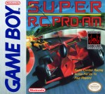 GameBoy - Super R.C. Pro-Am (front)