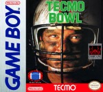 GameBoy - Tecmo Bowl (front)
