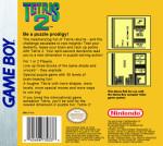 GameBoy - Tetris 2 (back)