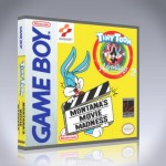 GameBoy - Tiny Toon Adventures 2: Montana's Movie Madness
