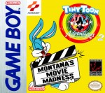 GameBoy - Tiny Toon Adventures 2: Montana's Movie Madness (front)