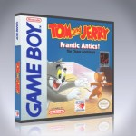 GameBoy - Tom and Jerry: Frantic Antics!