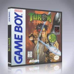 GameBoy - Turok: Battle of the Bionosaurs