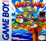GameBoy - Wario Land: Super Mario Land 3 (front)