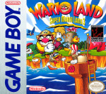 GameBoy - Wario Land: Super Mario Land 3 (front)