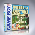 GameBoy - Wheel of Fortune